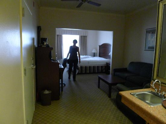 BEST WESTERN PLUS Country Park Hotel: such a big room!!!
