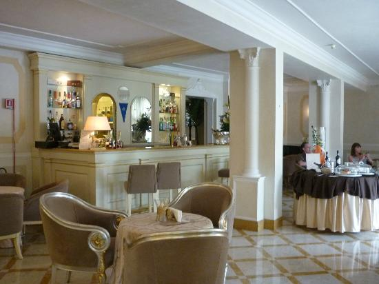 Hotel Carlton on the Grand Canal: Bar