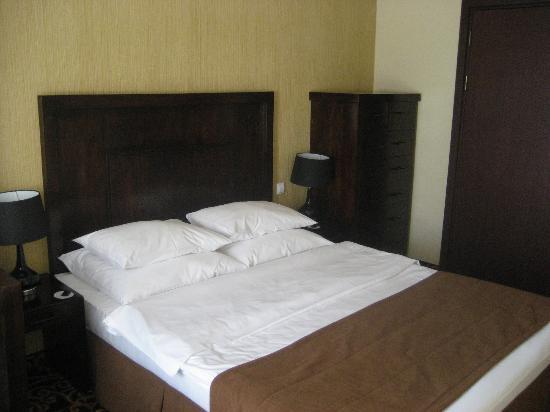 Hotel Columbus: Ein Zimmer