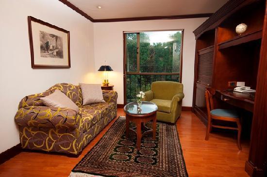 Park 10 Hotel: Luxuryroom