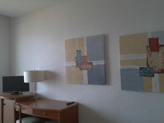 Hotel Kursaal: Decoración