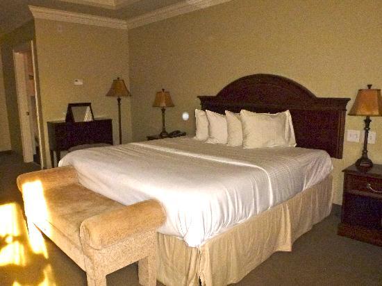 Juliet Hotel: chambre