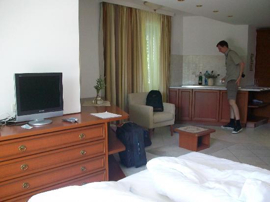 Hotel Villa Vera: sehr schönes zimmer