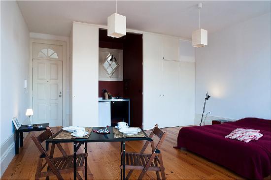 Casa do Pinheiro: Studio Apartment