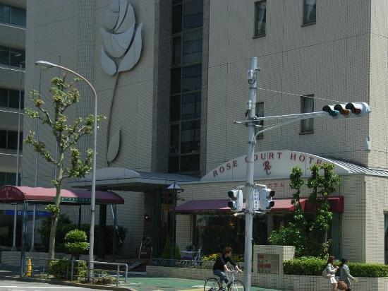 Rose Court Hotel
