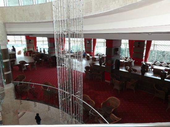 Grand Ring: Lobby bar