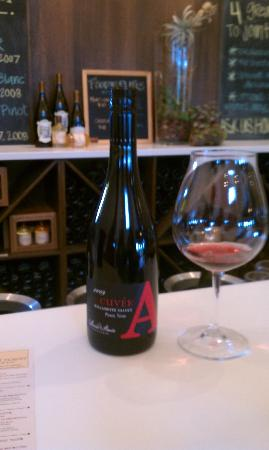 Anne Amie Vineyards : Served at White House Christmas Party