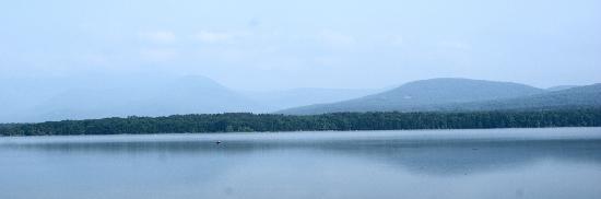 Catskill Mountains: Resevoir