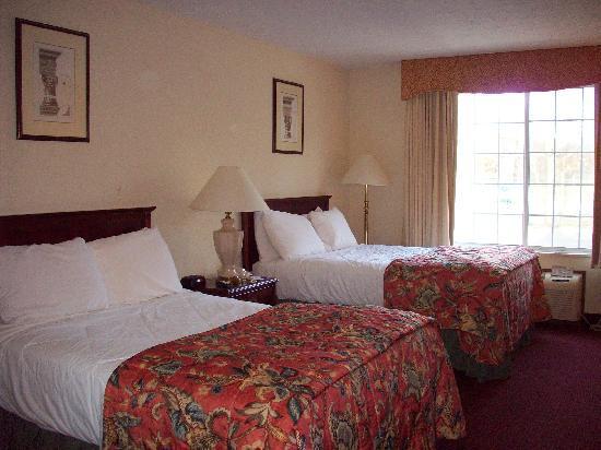 Howard Johnson Atlantic City Egg Harbor Township: double bed room