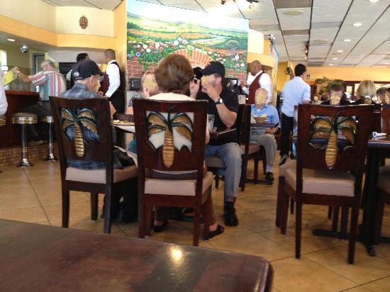 Dinning Room 2 Picture Of Islas Canarias Miami Tripadvisor