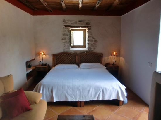 Hotel Rural Can Pujolet: Our Room #6