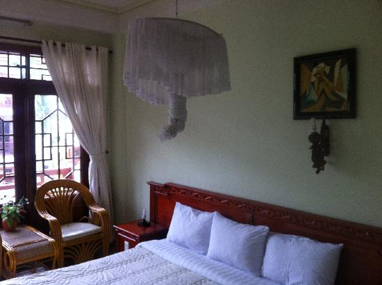 Thanh Binh III Hotel: Good sized room with balcony