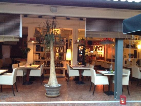 Grillo's Bar: interno