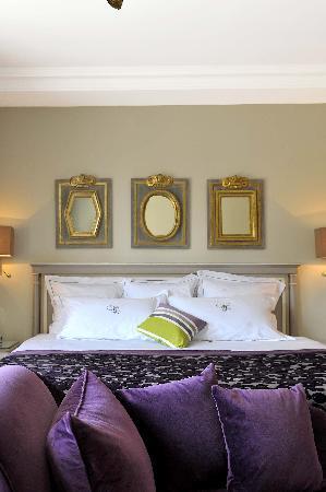 Villa Lara Hotel: A Deluxe Room