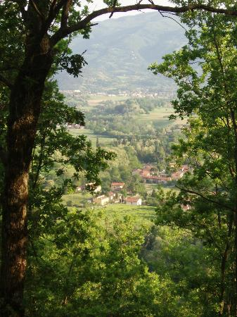 Mugello: View from our room
