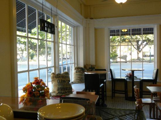 New Braunfels Coffee : View