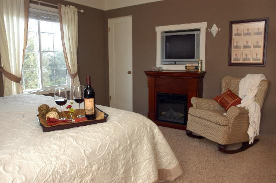 Chelan House Bed and Breakfast: Suite 1