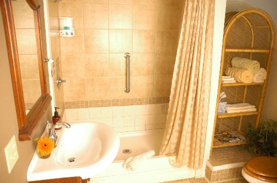 Chelan House Bed and Breakfast: Suite 2-private bath