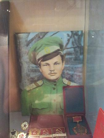 Музей КГБ: Benny Hill, KGB officer