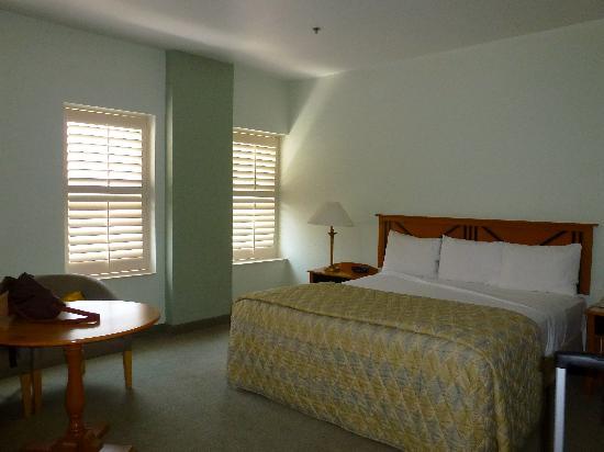 Crockett Hotel: chambre