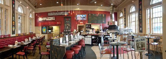 Red Jet Cafe Grand Rapids