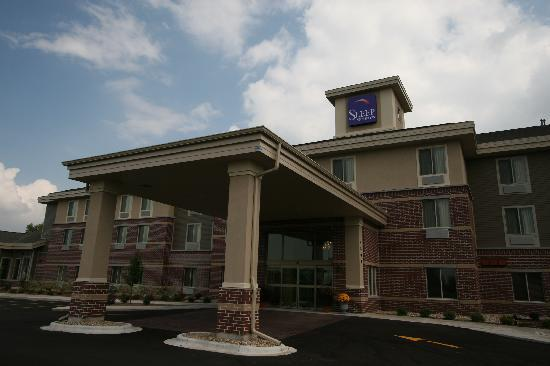 Sleep Inn & Suites Madison : Sleep Inn & Suites