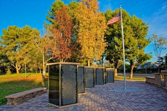 Irvine, CA: Northwood Gratitude & Honor Memorial
