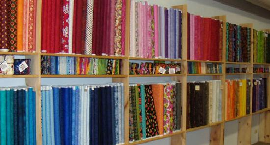 Cortez Quilt Company: New fabric arrives every week