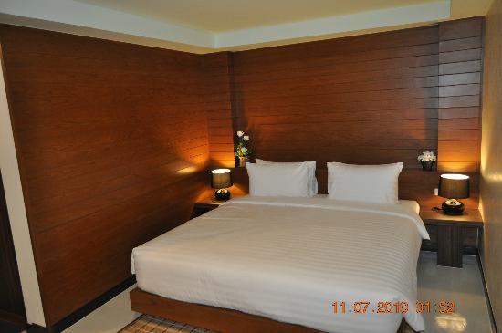 Ideal Hotel Pratunam: Room