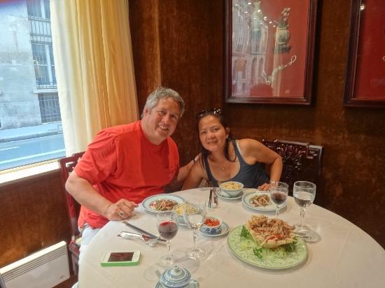 Passy Mandarin : happy happy meal