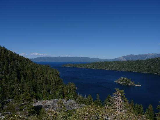 South Lake Tahoe, CA: Emerald Bay, Lake Tahoe