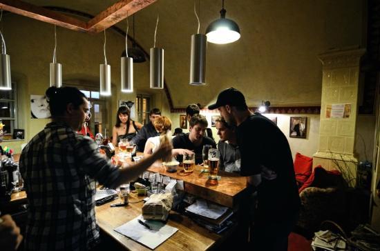 Archanjel Caffe Bar Inn: Best caffe-bar under your feet II.