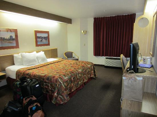 Room Sleep Inn Moab