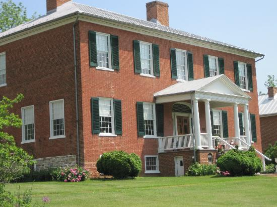 Smithfield Farm Bed and Breakfast: front of B&B