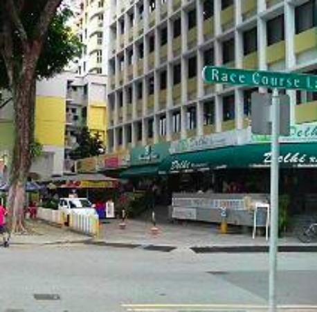 Broadway Hotel Singapore: 外観