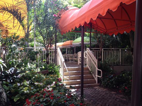 Peacock Garden Cafe Miami