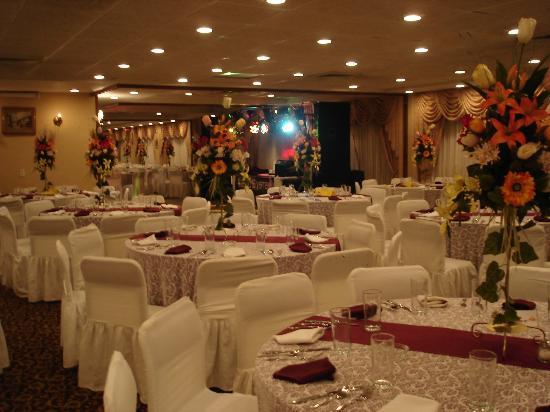 MonteCarlo Hotel: SALON VERSALLES 9NO PISO