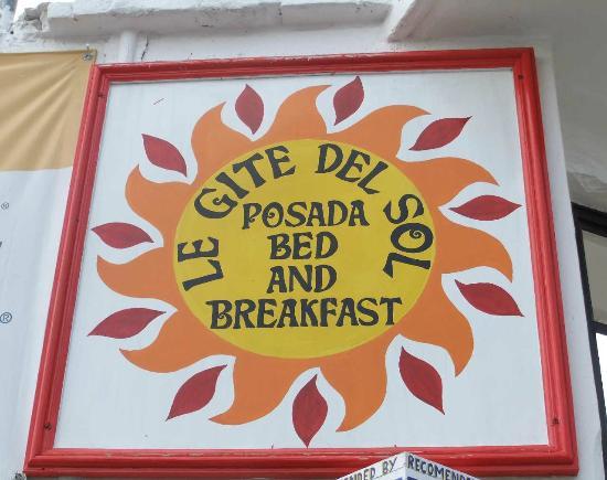 Le Gite del Sol: Hôtel