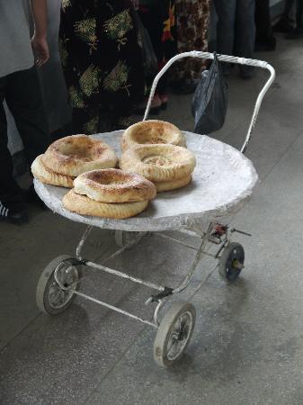 Central Bazaar: Für was Kinderwagen alles verwendet werden!