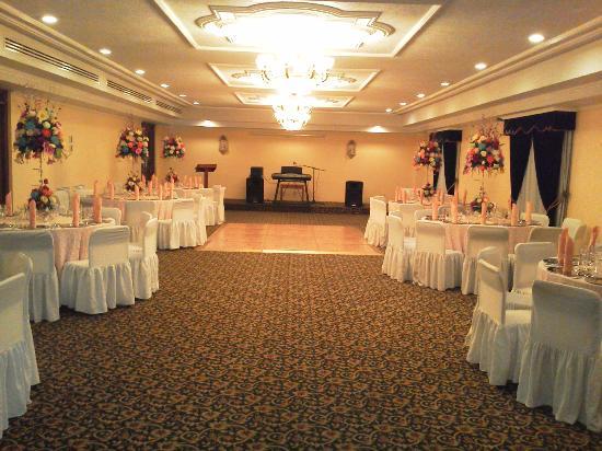 MonteCarlo Hotel: SALON VERSALLES III 1ER PISO