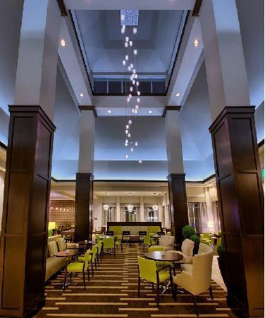Hilton Garden Inn Raleigh-Cary: Lobby