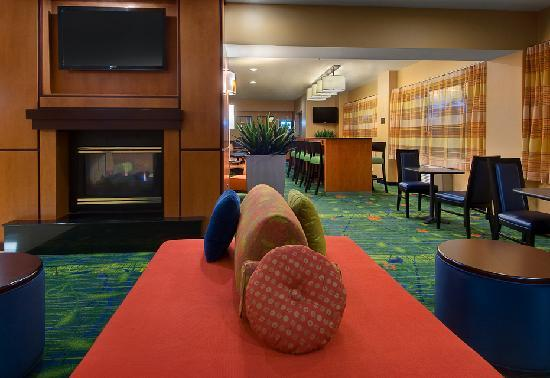 Fairfield Inn & Suites Denver Airport : Lobby