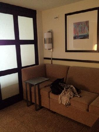Hyatt Place Madison: sitting area