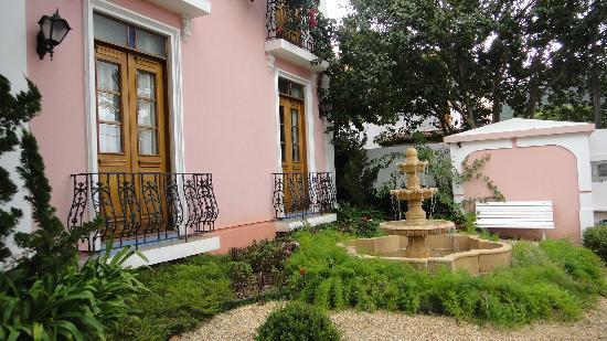 Lagoa da Conceicao, SC: fachada