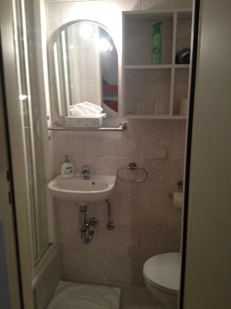 City Hotel zum Domplatz: Badezimmer
