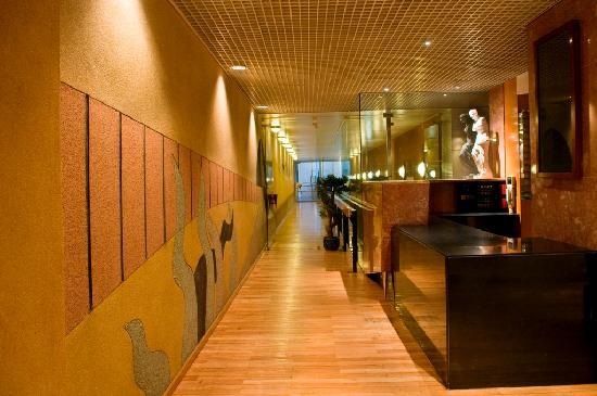 Hotel horus felgueiras portugal omd men och for Ceresio 7 gym spa