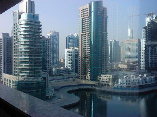 Dusit Residence Dubai Marina: View from the rooms