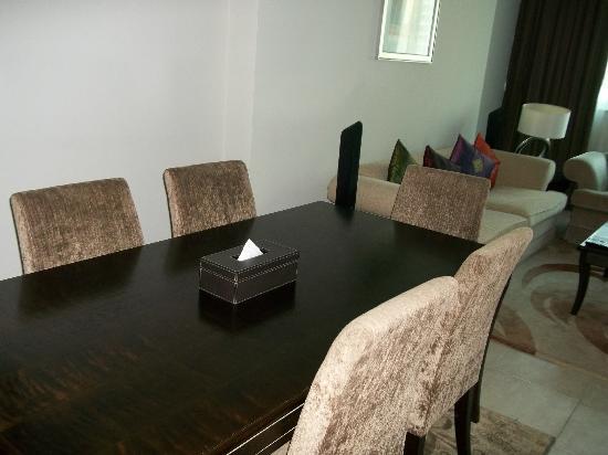 فندق دوست ريزيدنس مارينا: Dining area