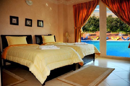 Hotel Beach View : chambre présidentiel
