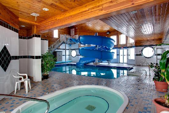 Travelodge Golden Sportsman Lodge: pool